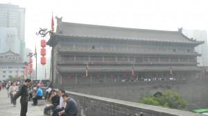 西安古城牆