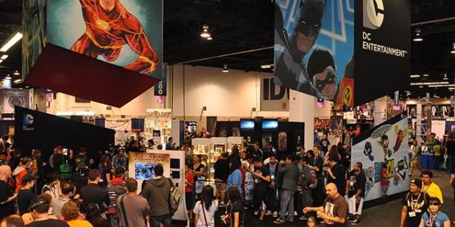 周末好去處:洛杉磯漫畫博覽會(WonderCon)舉行