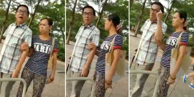前台灣總統陳水扁 保外就醫視頻爭議