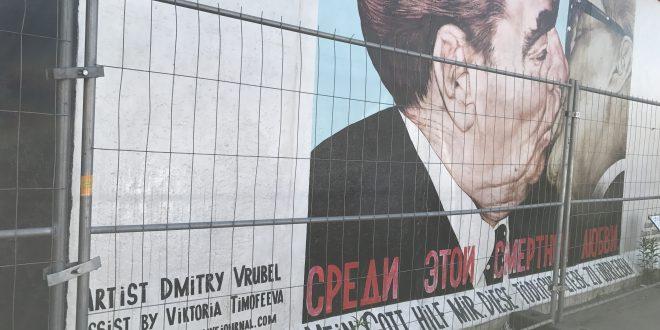 柏林圍牆之一