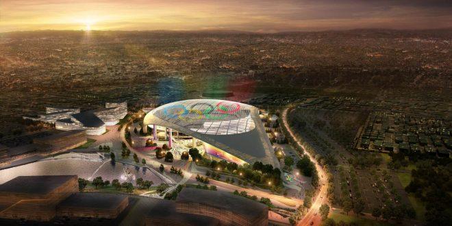 洛杉矶將主辦2028年夏季奧運會
