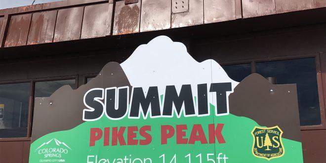 老喬遊記:登高望遠Pikes peak