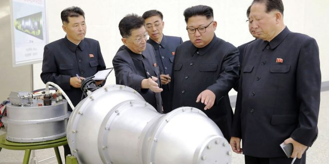 朝鮮宣稱試爆氫彈成功