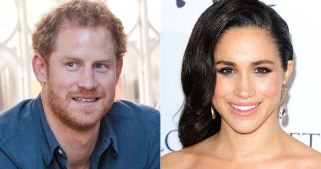 哈利王子訂婚了 2018春天娶梅根馬克爾