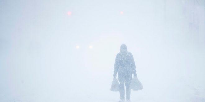 暴風雪籠罩美東 紐約市宣佈4日停課