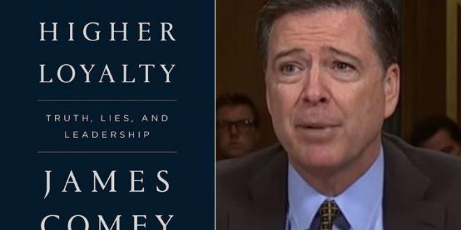柯米出書 抨擊川普是不道德的說謊者 像個幫派老大