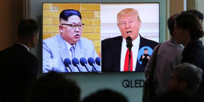 川普宣布美朝峰會將於6月12日在新加坡舉行
